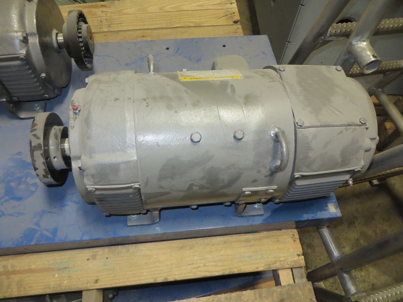 Baldor reliance electric direct current motor 10 hp dc for 10 hp dc electric motor