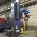 ABB Complete Robotic Welding Cell with 2 Welding Positioners - Single and dual axis
