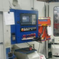 2000 Giddings and Lewis NBH-170 HMC. In shop, under power. Good condition Horizontal Machining Center  G & L