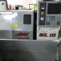 2001 HAAS SL-10t  CNC Turning Center HAAS CNC CONTROL Swing Diameter 16.25""