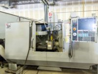 2008 Haas TM3P Mill Center, 4th axis ready, HRt-210 | Rotary table included
