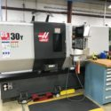 Haas DS-30Y  10/ 2016  CNC Lathe with Live Tooling / Bar feed