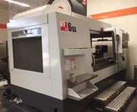 2017 Haas VF6SS Vertical, 4th and 5th axis, Rotary Trunnion Table