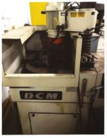"""2000, DCM-Tech, Punch and Die grinder, Model PDG, 18"""" rotary table, 8"""" 3 jaw chuck, 13.5 hp motor, 3475 Spindle rpm"""
