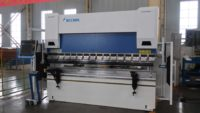 ACCURL 110 Ton X 10 foot CNC 6-Axis Hydraulic Press Brake 4-Axis CNC Backgauge  New In Stock