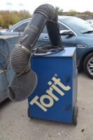 Torit 750 CFM Porta Trunk Welding Fume Extractor