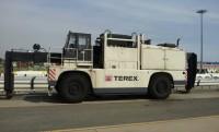 FANTUZZI SIDELOADER Mod. SF 350 with ground jacks  2010 Terex