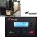 (2) Ingersol Rand 300 HP Rotary Screw Compressors Model: IRN300H-2S 2008 | Model: EPE300-2S (1998)   Air Cooled