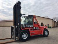 2013 Kalmar DCD200-12  Pneumatic Tire Forklift 44,000 lb cap  FP,SS