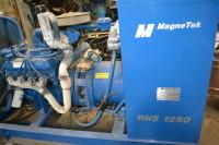 100-KW Magnetek RNS 1250 Generator - Nat Gas | LPG | or Gasoline 110.8 total hours